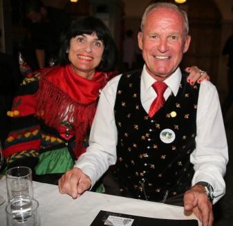 Europa-Abend, Blandine und Helmut