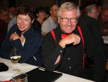 Europa-Abend, Hendrik und Renate