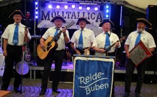 Europa-Abend, Reide-Buben